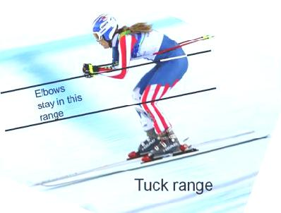 Tuck range image