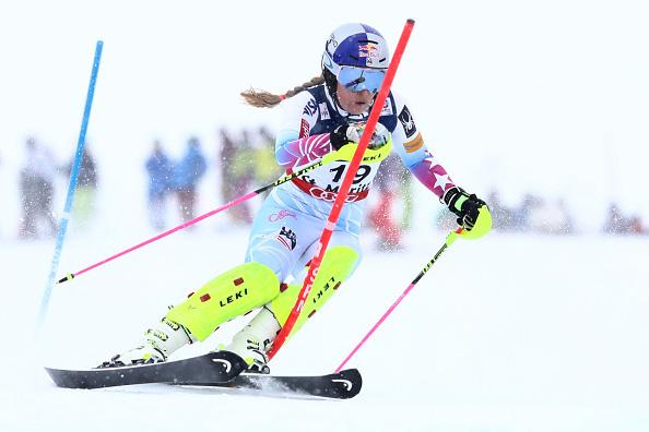 Vonn Slalom